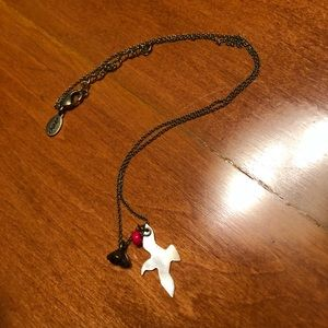 American Eagle charm necklace!